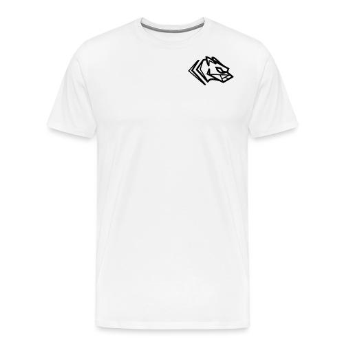 Kawmon Athleisure Gym Apparel Small Logo - Men's Premium T-Shirt