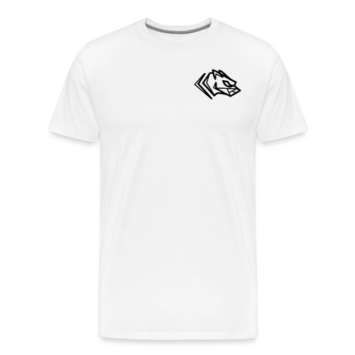 Kawmon Athleisure Gym Apparel Small Logo - Men's Premium T-Shirt