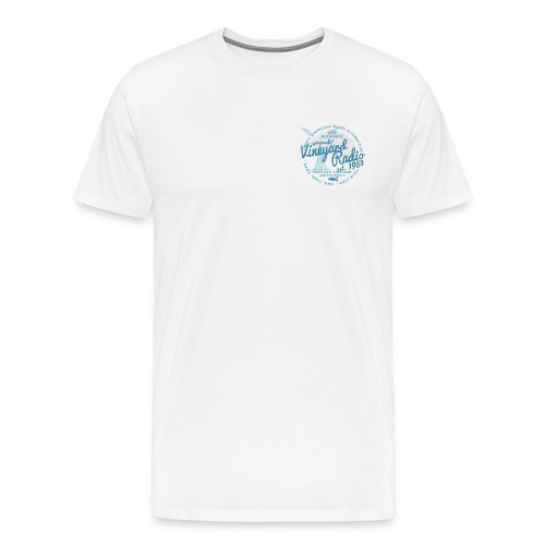 Vineyard Radio - Men's Premium T-Shirt