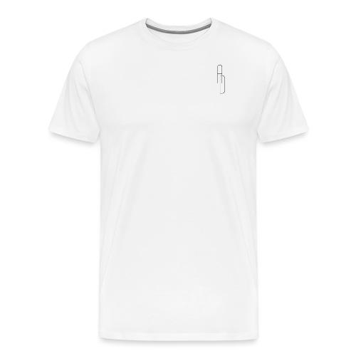 AD Logo no background - Men's Premium T-Shirt