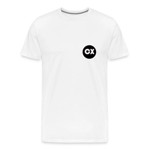 Cloudxparkour - Men's Premium T-Shirt