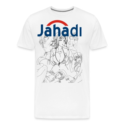 HADIBITCHES - Men's Premium T-Shirt