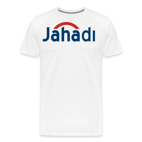 JustHadi - Men's Premium T-Shirt