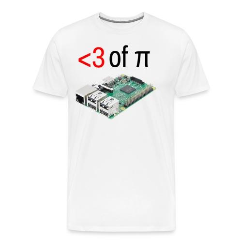Life of Raspberry Pi 2 - Men's Premium T-Shirt