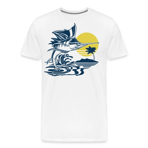 Sailfish - Men's Premium T-Shirt