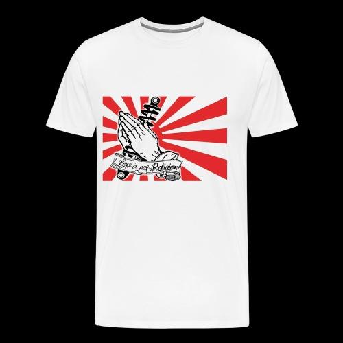 JDM-LowIsMyReligion - Men's Premium T-Shirt