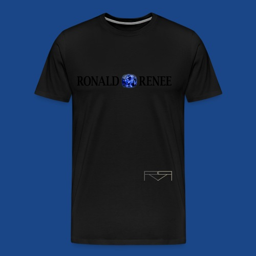 ronald renee chrome png - Men's Premium T-Shirt