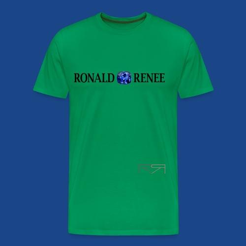 ronald renee chrome png - Men's Premium T-Shirt