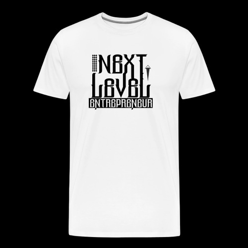 NEXT LEVEL ENTREPRENEUR - Men's Premium T-Shirt