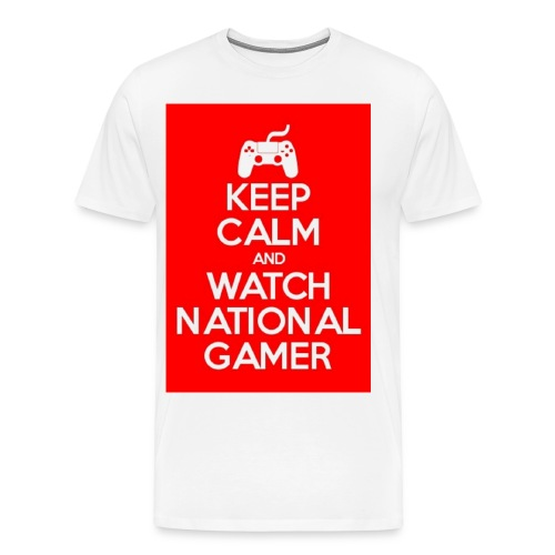 DASHIExp jpg - Men's Premium T-Shirt