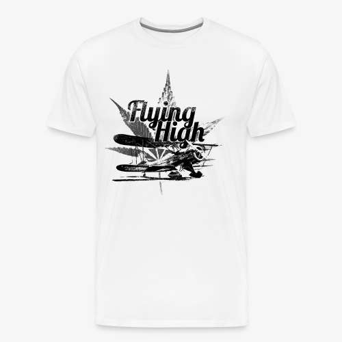 flying high - Men's Premium T-Shirt