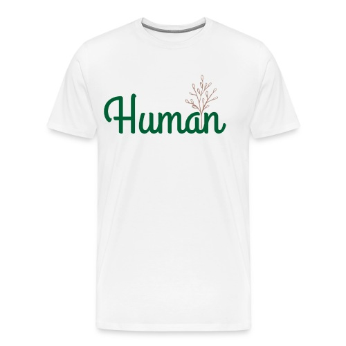 Human - Men's Premium T-Shirt