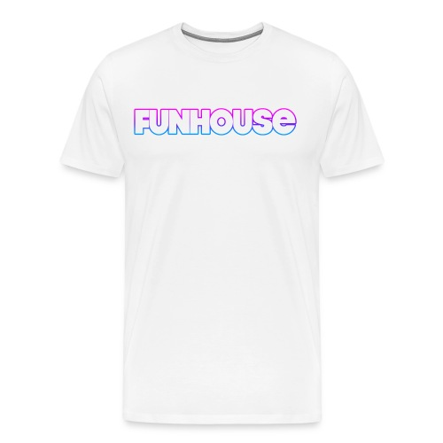 Funhouse Family Logo - Men's Premium T-Shirt