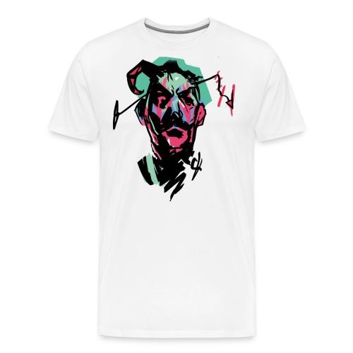 Cossack - Men's Premium T-Shirt