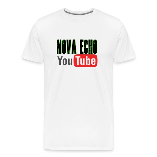 Nova Echo Merch - Men's Premium T-Shirt