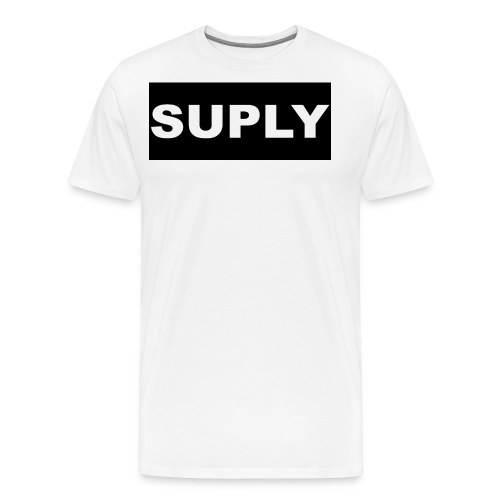 SUPLY LOGO - Men's Premium T-Shirt