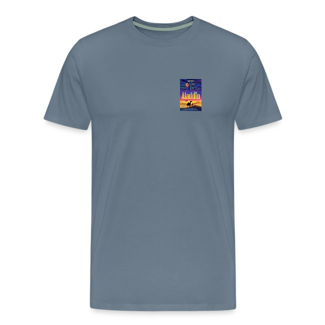 aladdin poster shirt