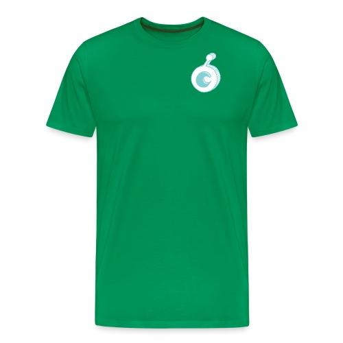 ost logo drawing - Men's Premium T-Shirt