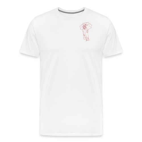 oldman.png - Men's Premium T-Shirt