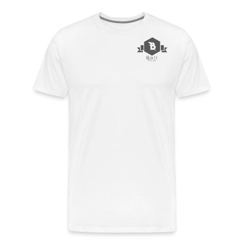 Bolt Rising Small Badge - Men's Premium T-Shirt