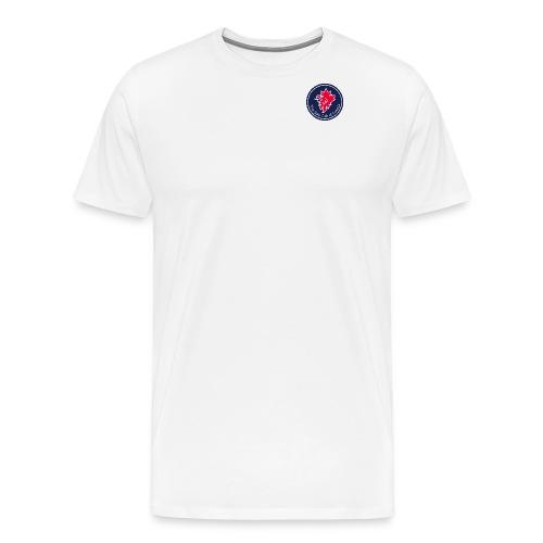 scc logo transp version3square2 - Men's Premium T-Shirt