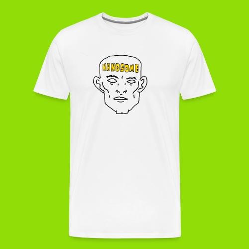 HANDSOME Shirt - Men's Premium T-Shirt