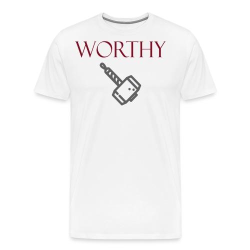 Mjolnir - Men's Premium T-Shirt