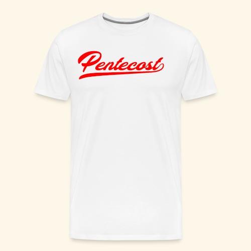 Pentecost T-Shirt - Men's Premium T-Shirt