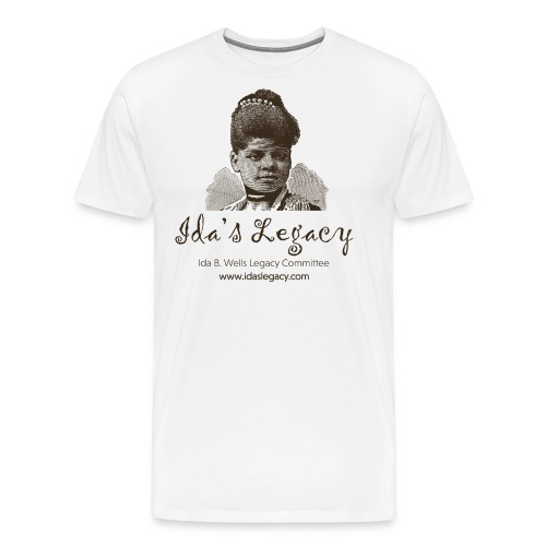Ida's Legacy One Color Art - Men's Premium T-Shirt
