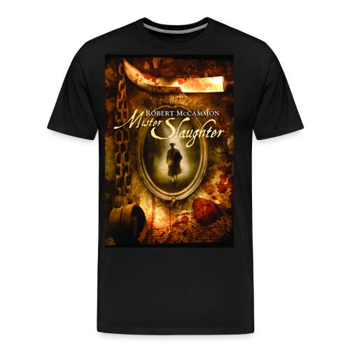 mister slaughter - Men's Premium T-Shirt