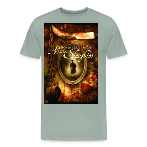mister slaughter - Men's Premium T-Shirt
