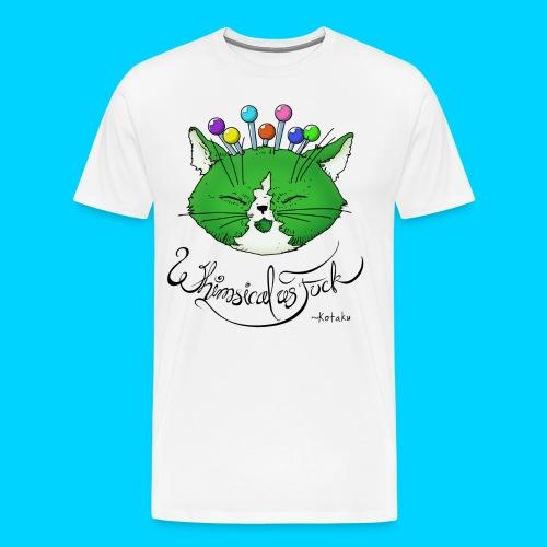 Fantastic Contraption I (uncensored) - Men's Premium T-Shirt