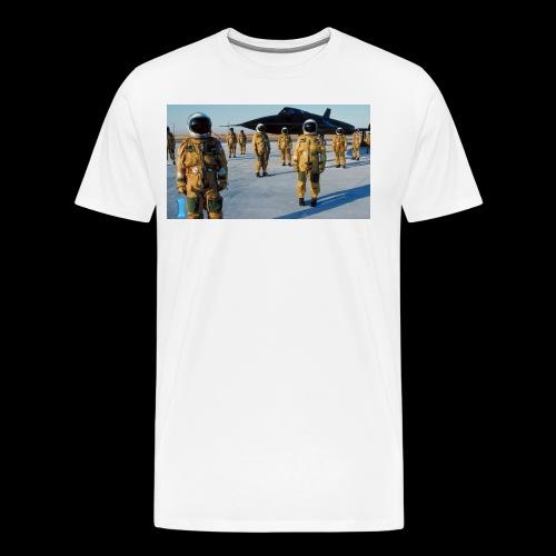 Blackbird Pilots - Men's Premium T-Shirt