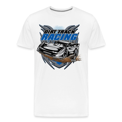 Modified Car Racer - Men's Premium T-Shirt