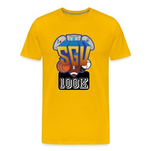 SGU 100K Tee Final - Men's Premium T-Shirt