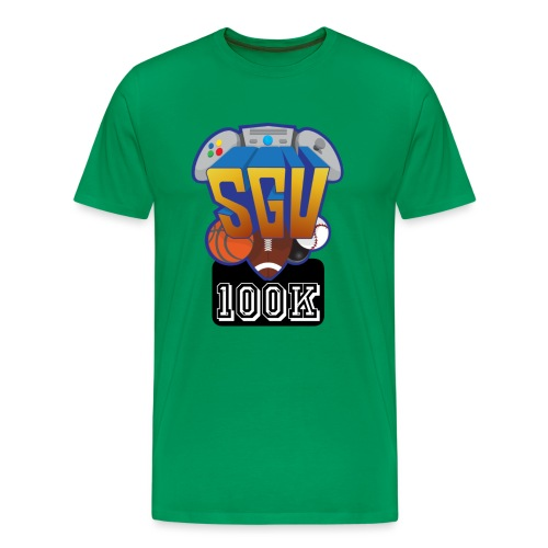 SGU 100K Tee Final - Men's Premium T-Shirt