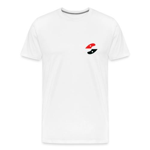 GS surfer's logo - Men's Premium T-Shirt