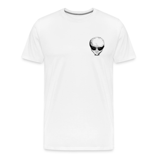 URBAN ALIEN SHIRT - Men's Premium T-Shirt