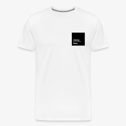 Mercytees black - Men's Premium T-Shirt