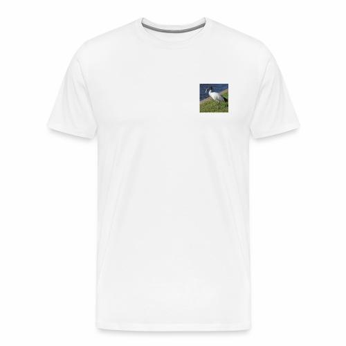 Ibis ciggie - Men's Premium T-Shirt