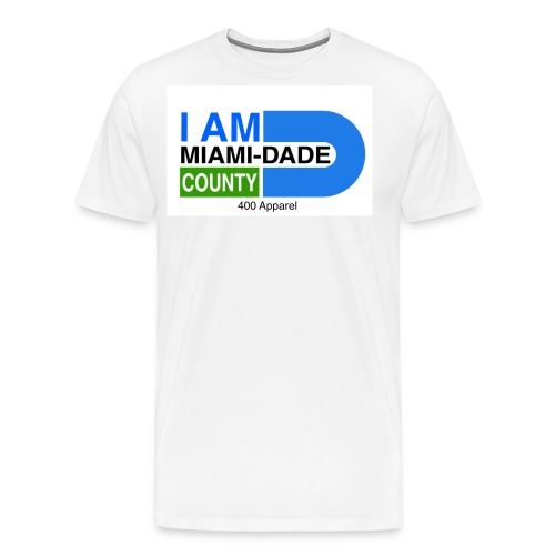 I Am Miami_Dade - Men's Premium T-Shirt