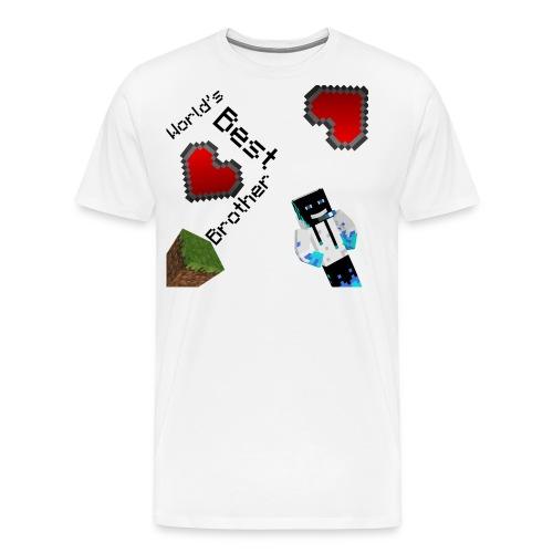 Worlds Best Brother - Men's Premium T-Shirt