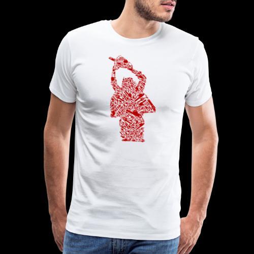 Chainsaw of Chainsaws | Halloween Horror Killer - Men's Premium T-Shirt