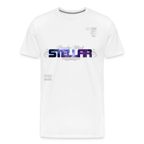 stellar coverweb - Men's Premium T-Shirt