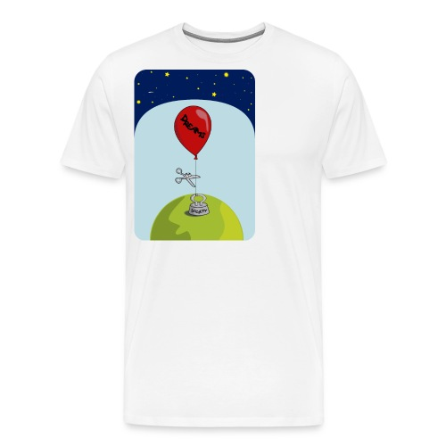 dreams balloon and society 2018 - Men's Premium T-Shirt