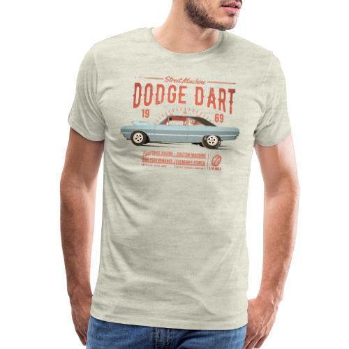 Dodge Dart Dragster Street Machine 1969 - Men's Premium T-Shirt
