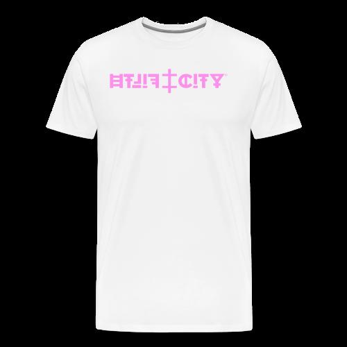 Filth City Logo - Men's Premium T-Shirt
