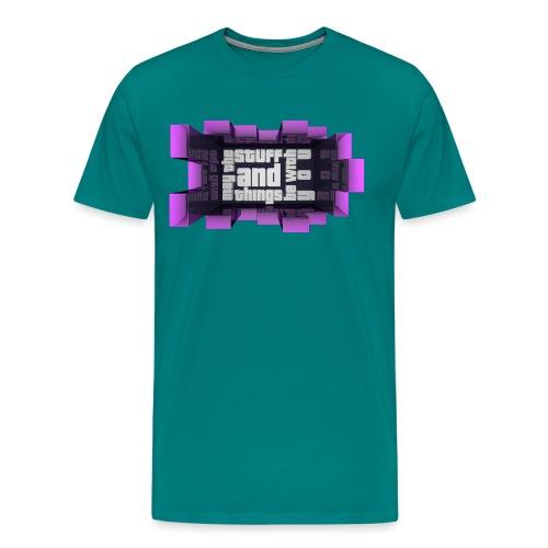 Jorgen Graff png - Men's Premium T-Shirt