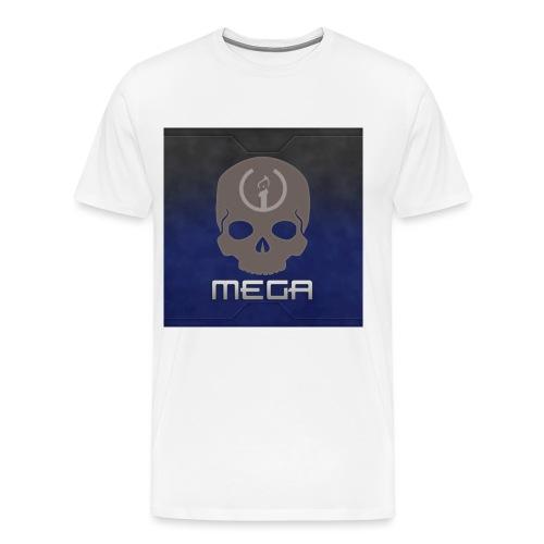 MEGA Logo - Men's Premium T-Shirt
