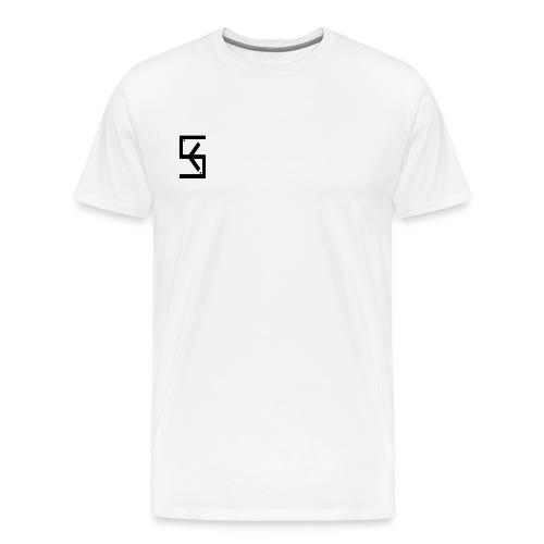 Soft Kore Logo Black - Men's Premium T-Shirt